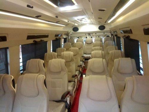 hire Luxury Coach in Mumbai