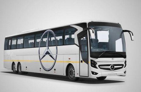 45 Seater Mercedez Benz hire in Mumbai