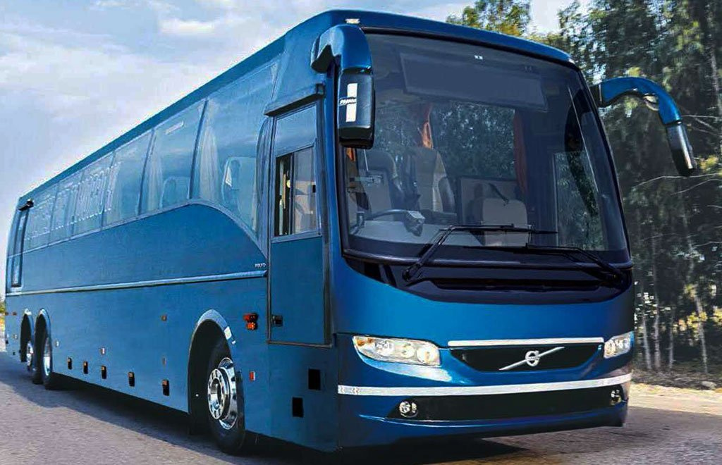 Hire Volvo Coach in Mumbai