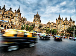 Short Tour of Mumbai